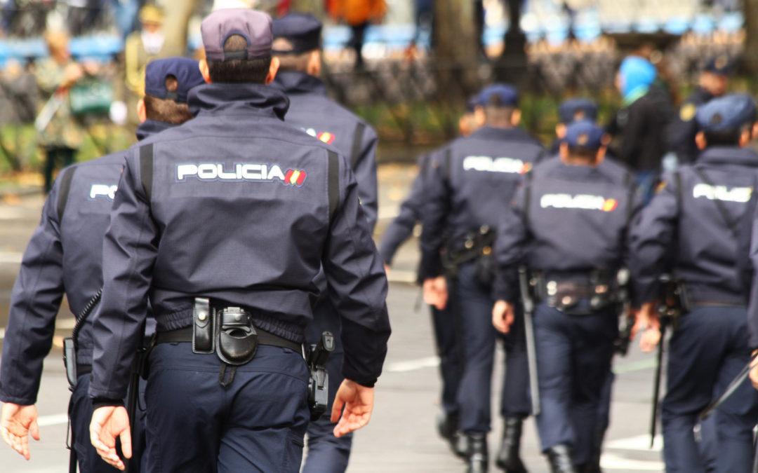 Convocada oposición a la escala básica del Cuerpo Nacional de Policía 2019