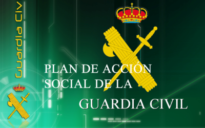 Publicado el Plan de Acción Social Guardia Civil 2020