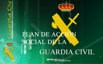 Publicado el Plan de Acción Social Guardia Civil 2021
