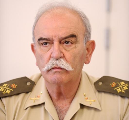 El teniente general Pedro Pitarch exige desplegar a la Guardia Civil