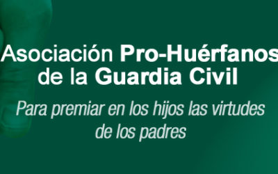 """Convocatoria del Premio """"Hilario Bravo Palacios"""" para huérfanos del Cuerpo de la Guardia Civil"""