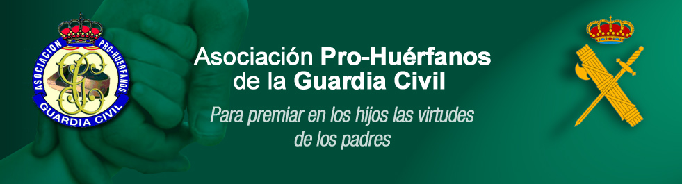 Convocada una beca para la Jefatura del Área Económica de la Asociación Pro Huérfanos de la Guardia Civil