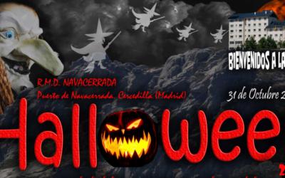 Fiesta de Halloween en RMD Navacerrada.