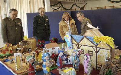 Acto de celebración de la Navidad en CEISFAS