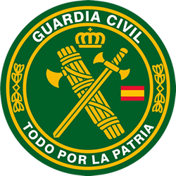 Residencias para estudiantes de la Guardia Civil 2020/21