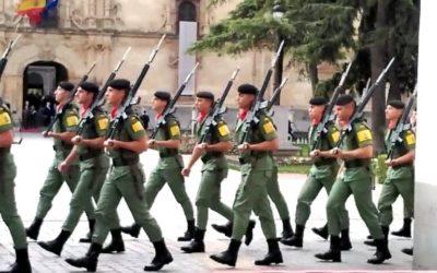 Los militares se suman a la equiparación salarial