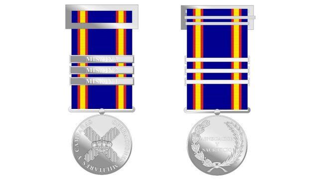 Real Decreto 336/2018, de 25 de mayo, por el que se crea la medalla de campaña