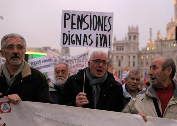 Cuantías mínimas de las pensiones de Clases Pasivas, el Complemento a Mínimos