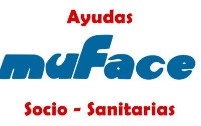MUFACE – convocatoria de ayudas de protección sociosanitaria durante el año 2020