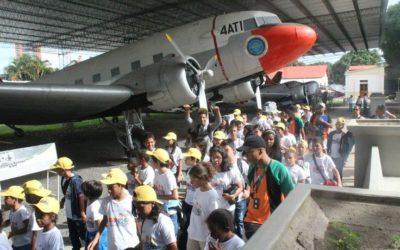 Campamentos juveniles Aviación 2019