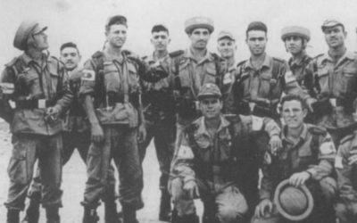 Defensa concederá subvenciones a los reclutas que participaron en la guerra de Ifni en los 50