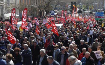 La Unión Europea cuestiona las pensiones de los trabajadores a tiempo parcial