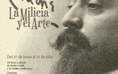 Defensa inaugura la exposición 'Cusachs, la milicia y el arte'