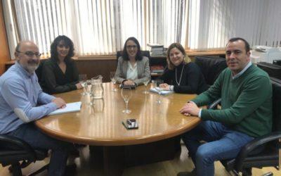 Myriam PallaréS garantiza que mantendrá el régimen actual de clases pasivas y de asistencia sanitaria
