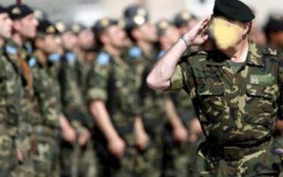 Los militares estarán en disponibilidad permanente para el servicio derivado del actual estado de alarma.