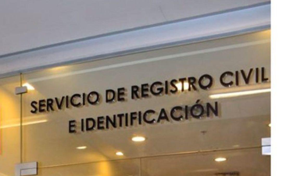 El registro civil colapsado retrasa los trámites de solicitud de pensiones