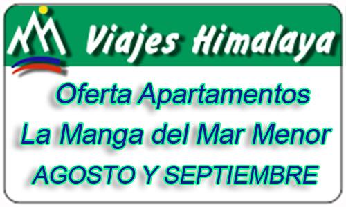 Oferta Apartamentos en La Manga del Mar Menor para militares