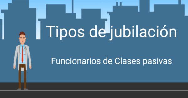 JUBILACIÓN VOLUNTARIA EN CLASES PASIVAS DEL ESTADO