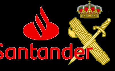 Convocatoria de Becas de Excelencia del Banco Santander para descendientes de Guardias Civiles
