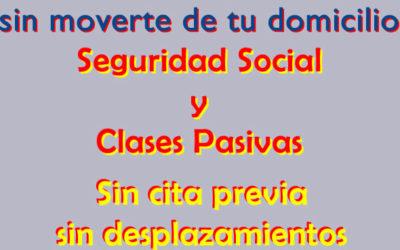 Boletín informativo de clases pasivas 1 de diciembre de 2020