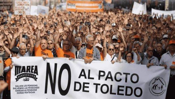 Informe de evaluación y reforma del Pacto de Toledo