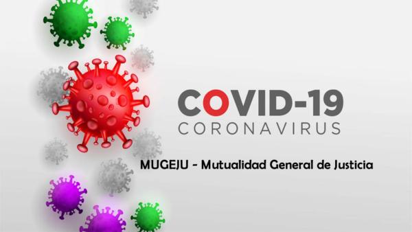 Comunicado de actualización de datos personales de mutualistas de MUGEJU