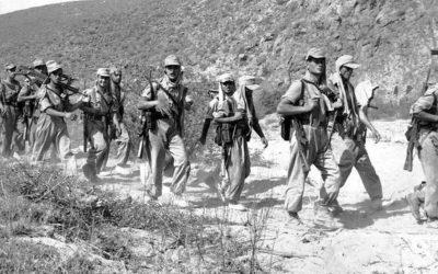 Convocatorias de ayudas a participantes en la campaña militar de 1957-1959 en el territorio de Ifni-Sahara